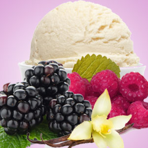 Raspberry Fragrance Oils: Black Raspberry & Vanilla Fragrance Oil