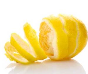 How to Make Lemon Scented Candles and Soaps: Lemon Peel Cut & Sifted