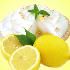 Pie Fragrance Oils: Lemon Meringue Pie Fragrance Oil