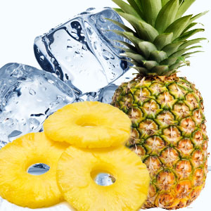 Fragrance Oils for Slime: Iced Pineapple Fragrance Oil
