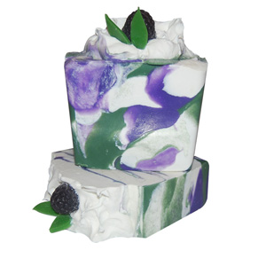 Castor Oil Recipes Blackberry Sage Soap Recipe