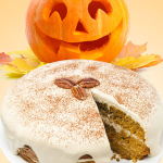 frosted pumpkin