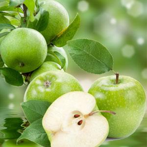 tart green apple fragrance