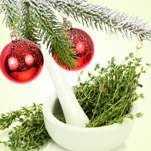 Popular Christmas Fragrances: Christmas Thyme Fragrance Oil