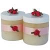 Vanilla Rose Scrub