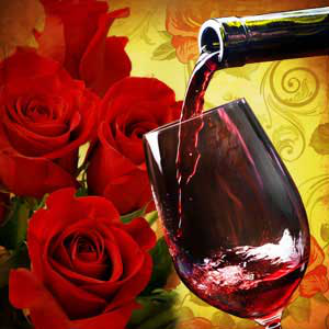 burgundy rose fragrance oil