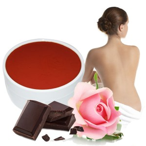 chocolate rose body wrap recipe