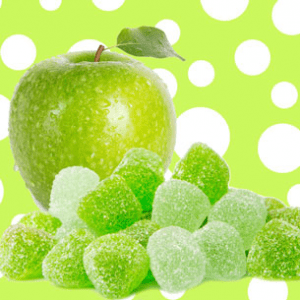 Fragrance Oils for Saint Patricks Day: Apple Happy Camper Candy Fragrance Oil