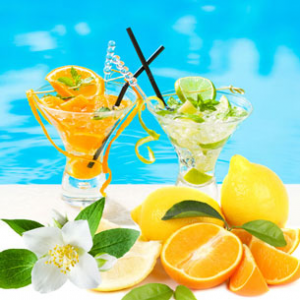 Mixed Drink Fragrance Oils for Summer Cocktails by the Pool Fragrance OIl