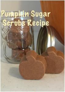 Pumpkin Spice Scrubs