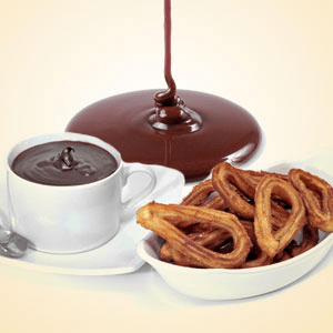 Chocolate Scent for Scented Crafts: Chocolate Con Churros Fragrance Oil