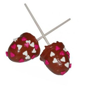 20 Valentine's Day Crafts Chocolate Dipped Bath Fizzies Recipe