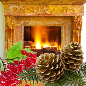 Fireplace Fragrance Oil