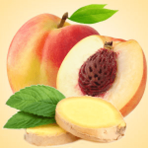 Gingered Peach Fragrance Oil