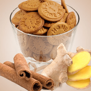 Gingersnap Cookies Fragrance Oil