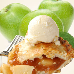 Pie Fragrance Oils: Hot Baked Apple Pie Fragrance Oil