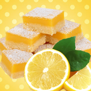 How to Make Lemon Scented Candles and Soaps: Lemon Squares Fragrance Oil