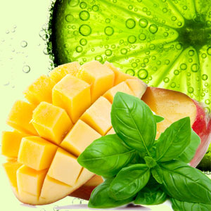 Lime Fragrance Oils for Scented Crafts: Lime Basil Mango Fragrance Oil