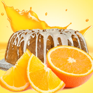 Popular Orange Fragrance Oils: Orange Juice Cake Fragrance Oil