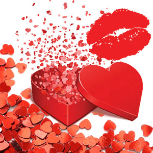 Fragrance Oils for Valentines Day: Passionate Kisses Fragrance Oil