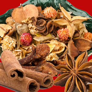 Best Spicy Fragrance Oils: Potpourri Spice Fragrance Oil