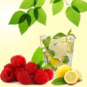Raspberry Fragrance Oils: Raspberry Lemonade Fragrance Oil