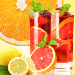 Mixed Drink Fragrance Oils for Summer Sangria Punch Fragrance Oil