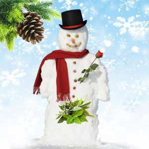 Snowman Balls Fragrance Oil