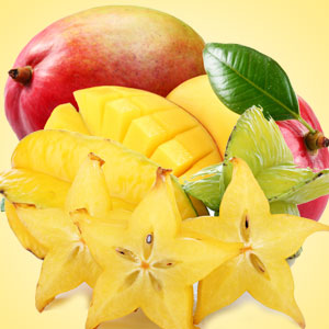 Star Fruit and Mango Fragrance Oil