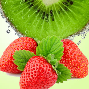Berry Fragrance Oils: Strawberry Kiwi Fragrance Oil