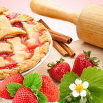 Strawberry Rhubarb Pie Fragrance Oil