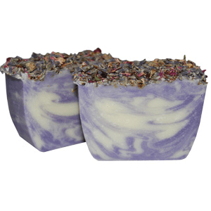 Valentines Day Soap Recipes: Lavender Luxury Cold Process Soap Recipe