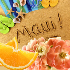 Weekend in Maui Fragrance Oil