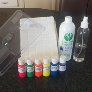 Graffiti Soap Recipe Ingredients