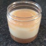 Pumpkin Sugar Scrub Recipe Layering