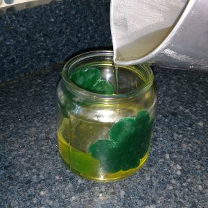 Saint Patricks Day Candle Recipe Pouring Your Soy Wax