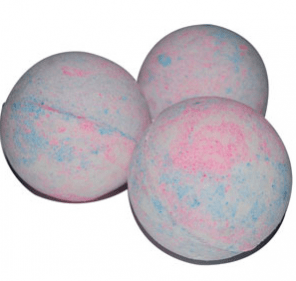 30 Free Bath Bomb Recipes: Cotton Candy Bath Bomb Recipe