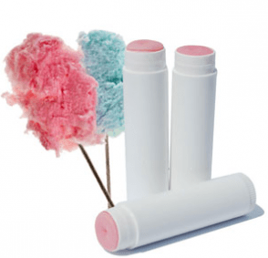 30 Free Lip Balm Recipes: Cotton Candy Lip Balm Recipe