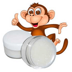 15 Ways To Use All Natural Lip Balm Base: Monkey Farts Lip Balm Recipe
