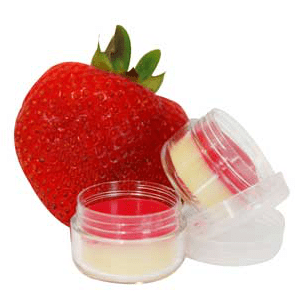 30 Free Lip Balm Recipes: Strawberry Cheesecake Lip Balm Recipe