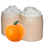 Pumpkin Eggnog Foaming Sugar Scrub Recipe