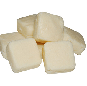 10 Ways to Use Vanilla Powder in Cosmetics: Vanilla Sugar Scrub Cubes Recipe