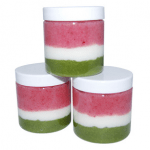 Fragrance Oils for Independence Day: Watermelon Emulsified Sugar Scrub Recipe