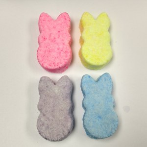 Peeps Bunny Bath Bombs Recipe