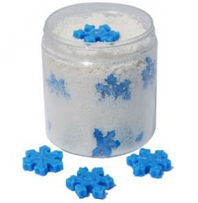Granulated Candle Wax Recipes Glistening Snowflakes Potpourri Recipe