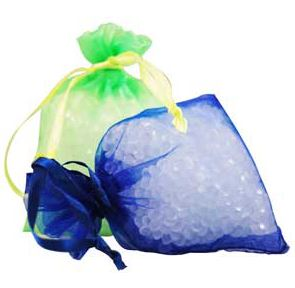 24 Ways to Scent Your Home Organza Air Freshening Beads Recipe