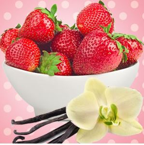 Strawberry Scented Cosmetics and Candles: Strawberry Passion Fragrance Oil