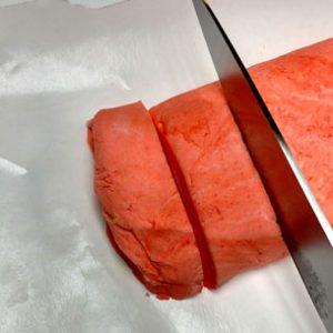 Bubble Bar Recipe Slicing Your Dough