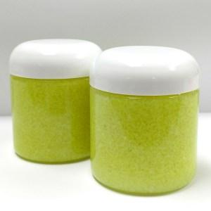 Margarita Salt Scrub Recipe