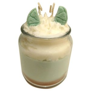 Winter Crafts for Adults: Keylime Pie Candle Recipe